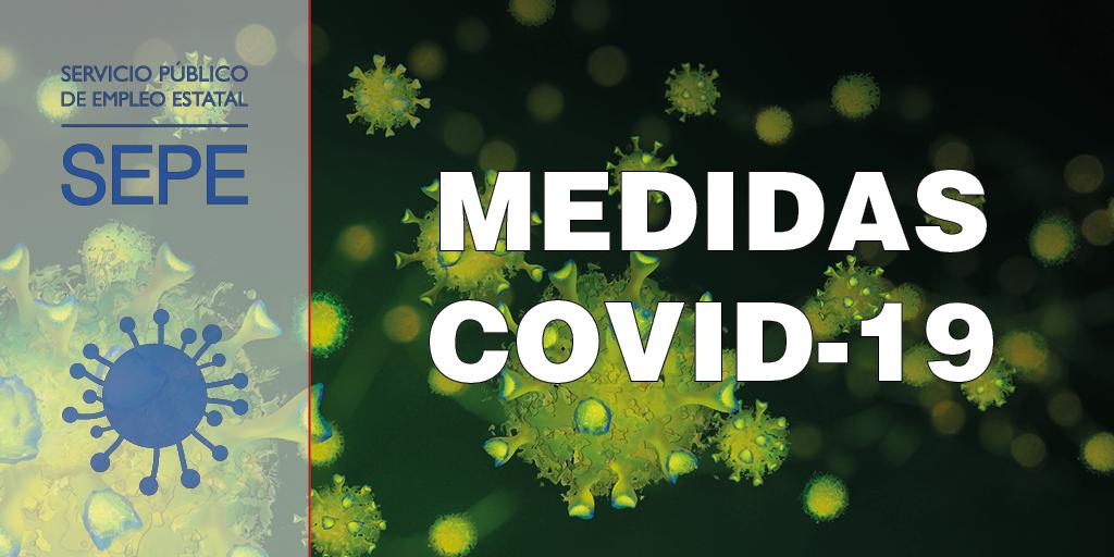 Información SEPE COVID-19