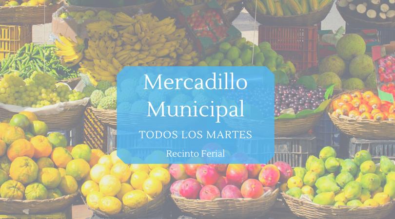 El Mercadillo Municipal se instalará a partir de mañana