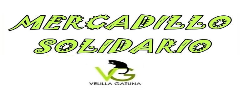 Mercadillo solidario Velilla Gatuna