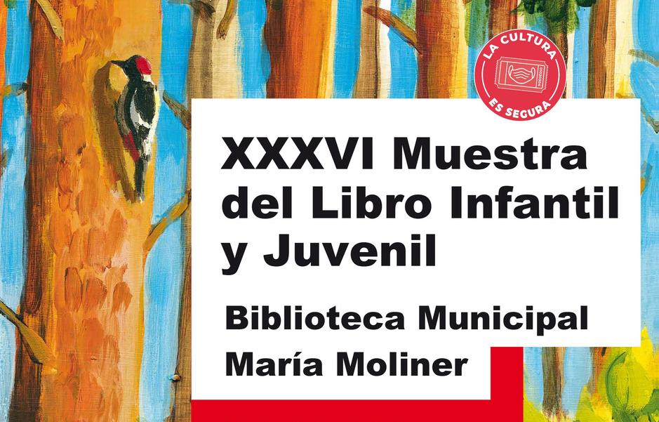 XXXVI Muestra del Libro Infantil y Juvenil