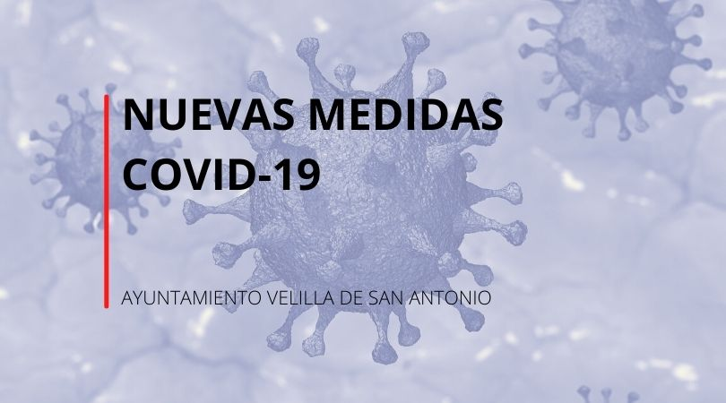 Nuevas medidas en Velilla ante el empeoramiento de la situación epidemiológica