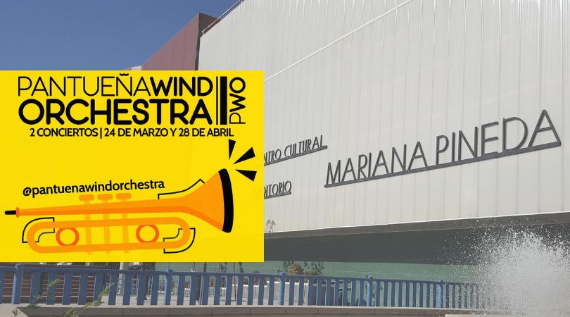 Cincuenta jóvenes músicos participarán en el concierto Pantueña Wind Orchestra