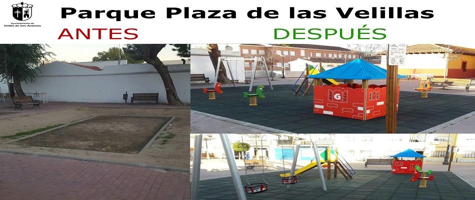 Cuida tus parques, cuida tu ciudad