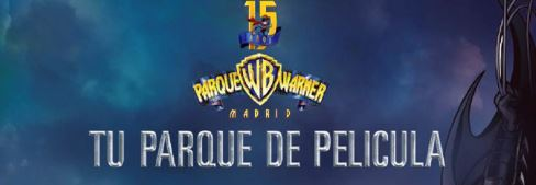 8 de julio, Día de Velilla en el Parque Warner de Madrid
