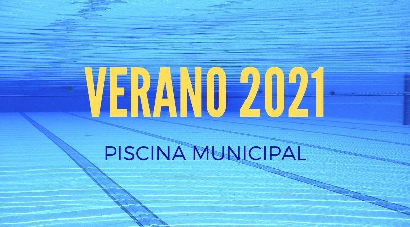 La piscina municipal abrirá sus puertas el próximo 21 de junio