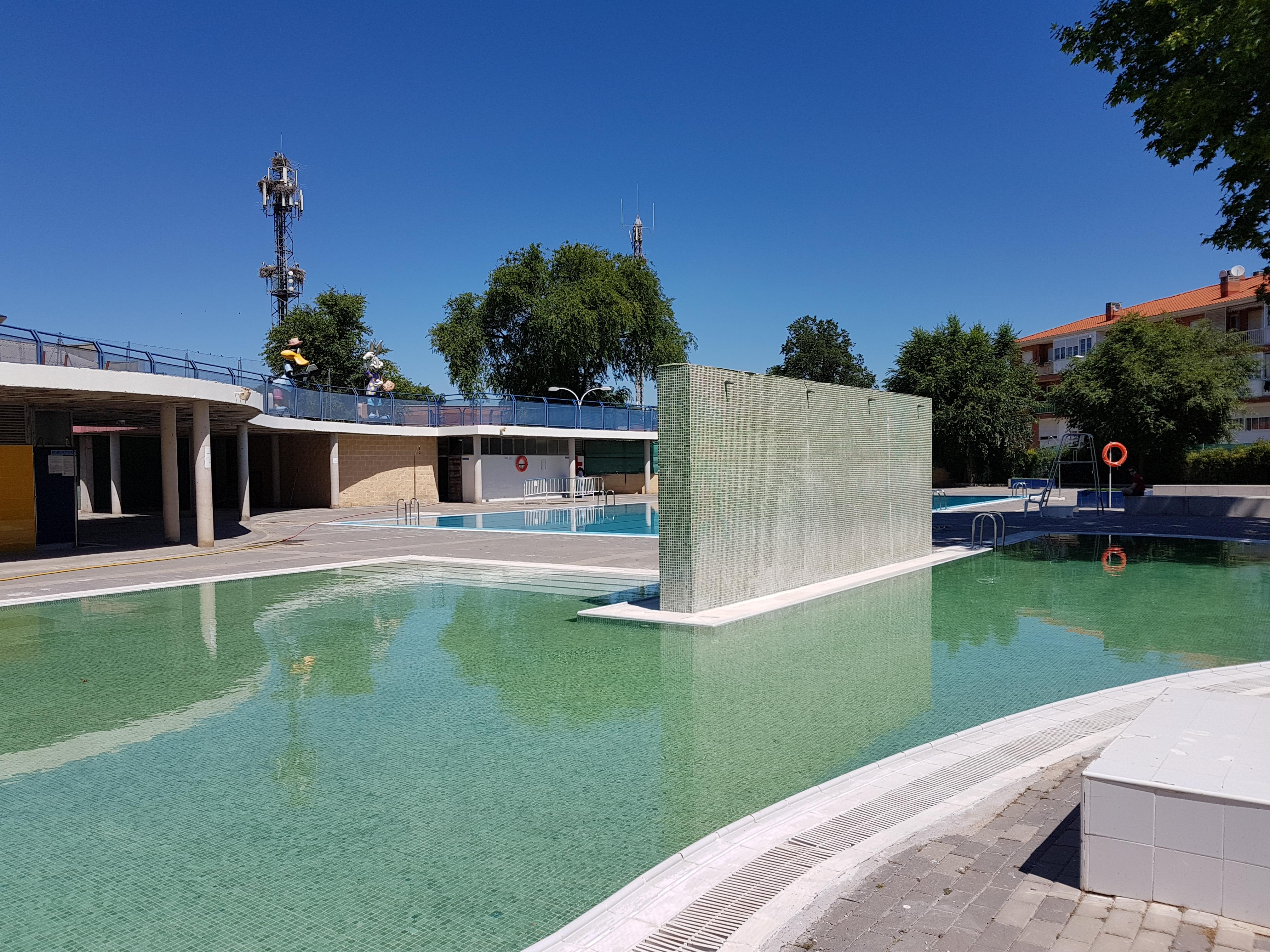 La Comunidad de Madrid ha publicado la convocatoria para la adecuación de la piscina municipal