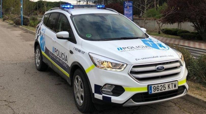 Policía Local Velilla reforzará la vigilancia de parques y zonas habituales de reunión