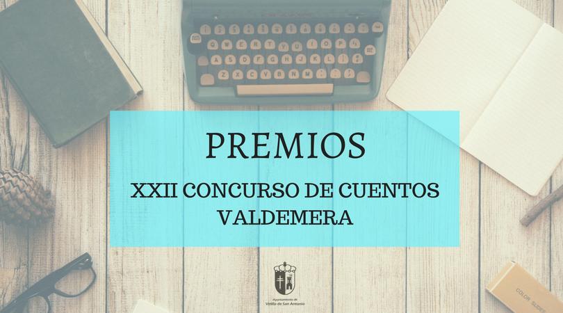 Fallo del XXII Concurso de cuentos Valdemera