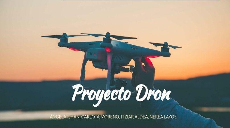 """Jóvenes del IES Ana María Matute participan en la Feria Áerea con su """"Proyecto Dron: Un recurso social"""""""