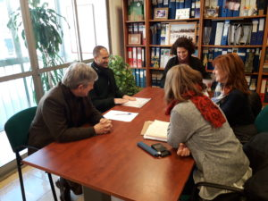 """Las Concejalías de Educación y Cultura continúan trabajando en el proyecto """"Arte por la convivencia"""""""