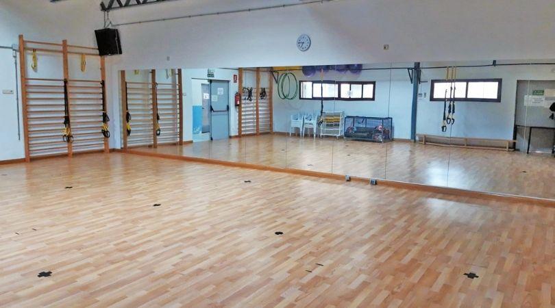 Las clases de deporte colectivas comienza hoy en las instalaciones municipales con grupos reducidos de 9 personas