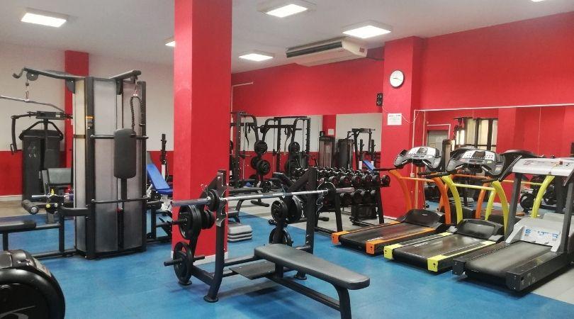Hoy se reabre la sala de musculación de las Instalaciones Deportivas Municipales