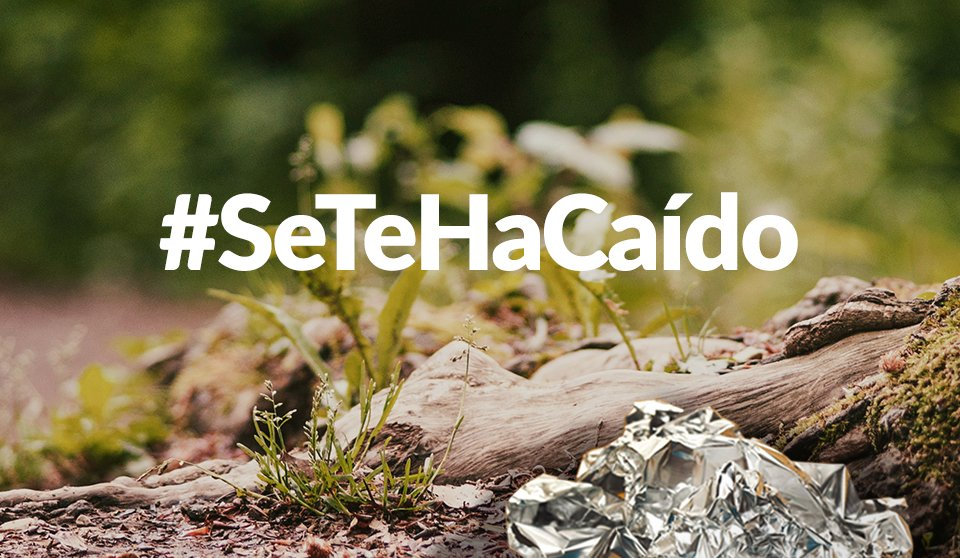 El Ayuntamiento de Velilla se une a la iniciativa #SeTeHaCaído