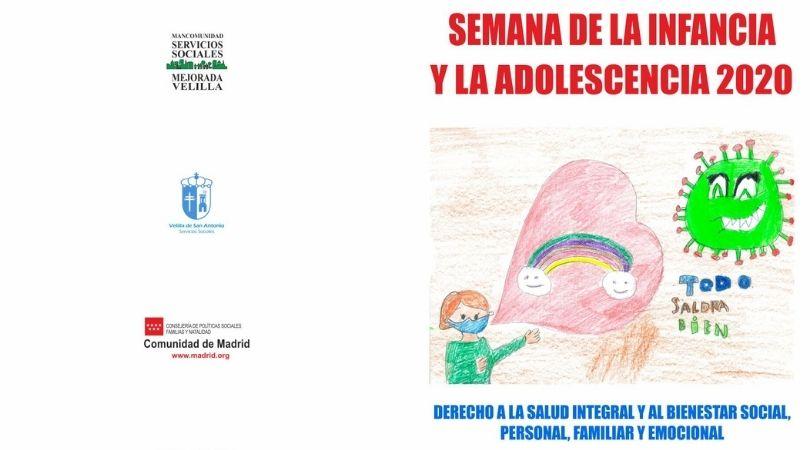 Del 16 al 24 de noviembre, Semana de la Infancia y la Adolescencia en Velilla
