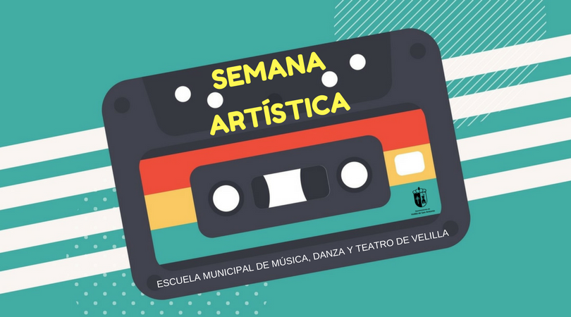 Del 16 al 19 de abril, Semana Artística de la EMMDT de Velilla