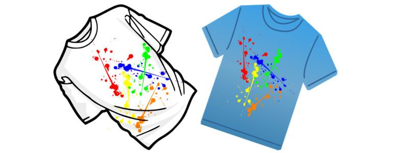Taller de estampado de camisetas
