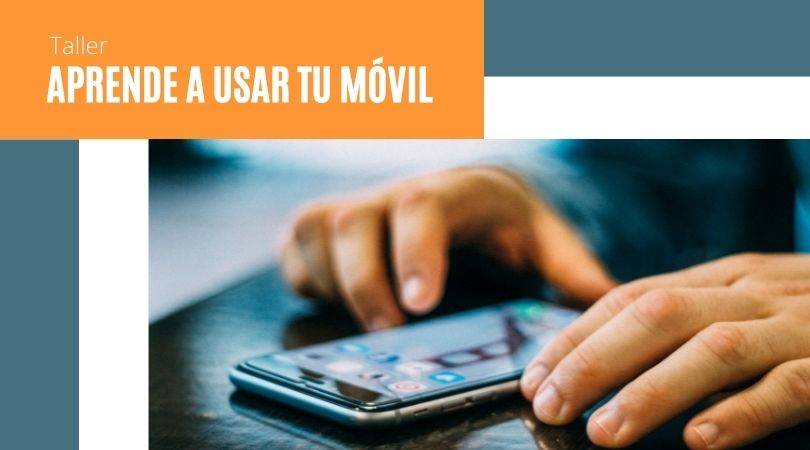 """Abiertas las inscripciones para la jornada """"Aprende a usar tu móvil"""" dirigida a mayores"""