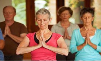 Taller de relajación y mindfulness para personas mayores