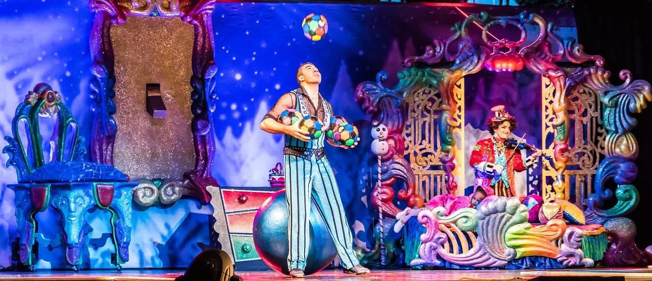 """Taller de circo """"Moraleda"""""""