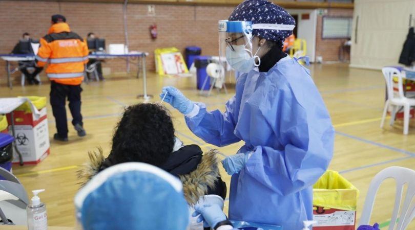 La Comunidad de Madrid realizará los test de antígenos en Velilla de San Antonio del 16 al 19 de febrero