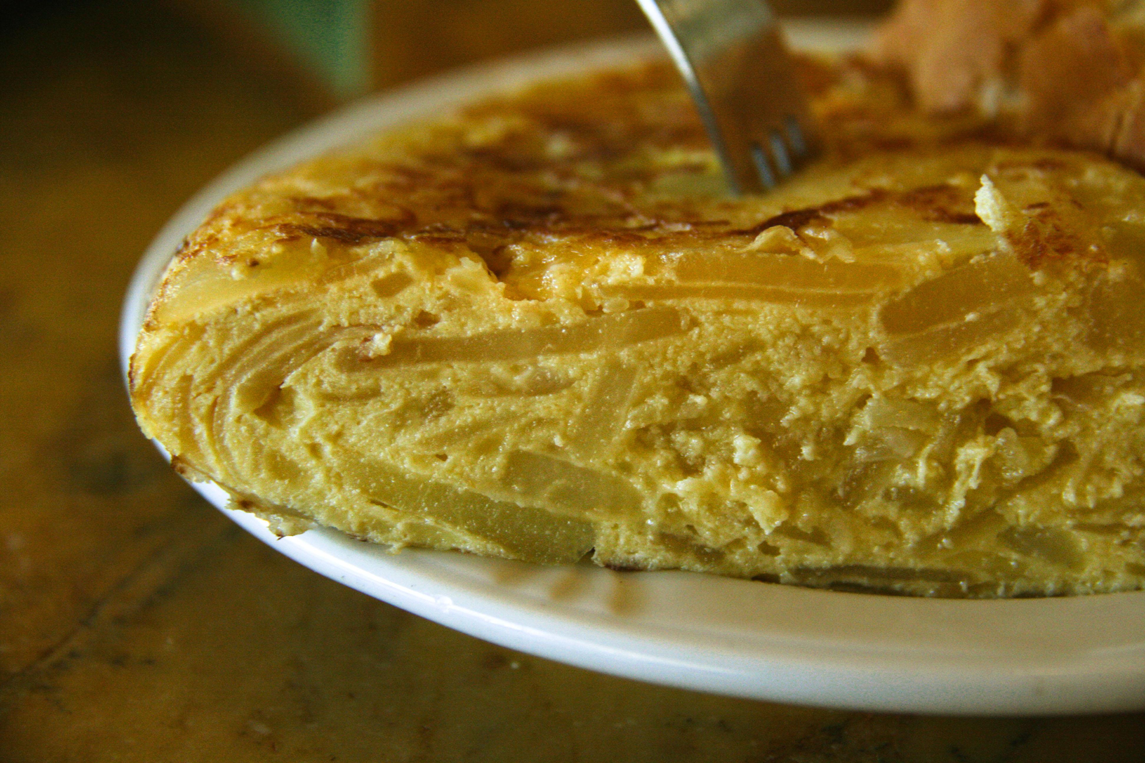 El 8 de febrero celebraremos el Día de la tortilla