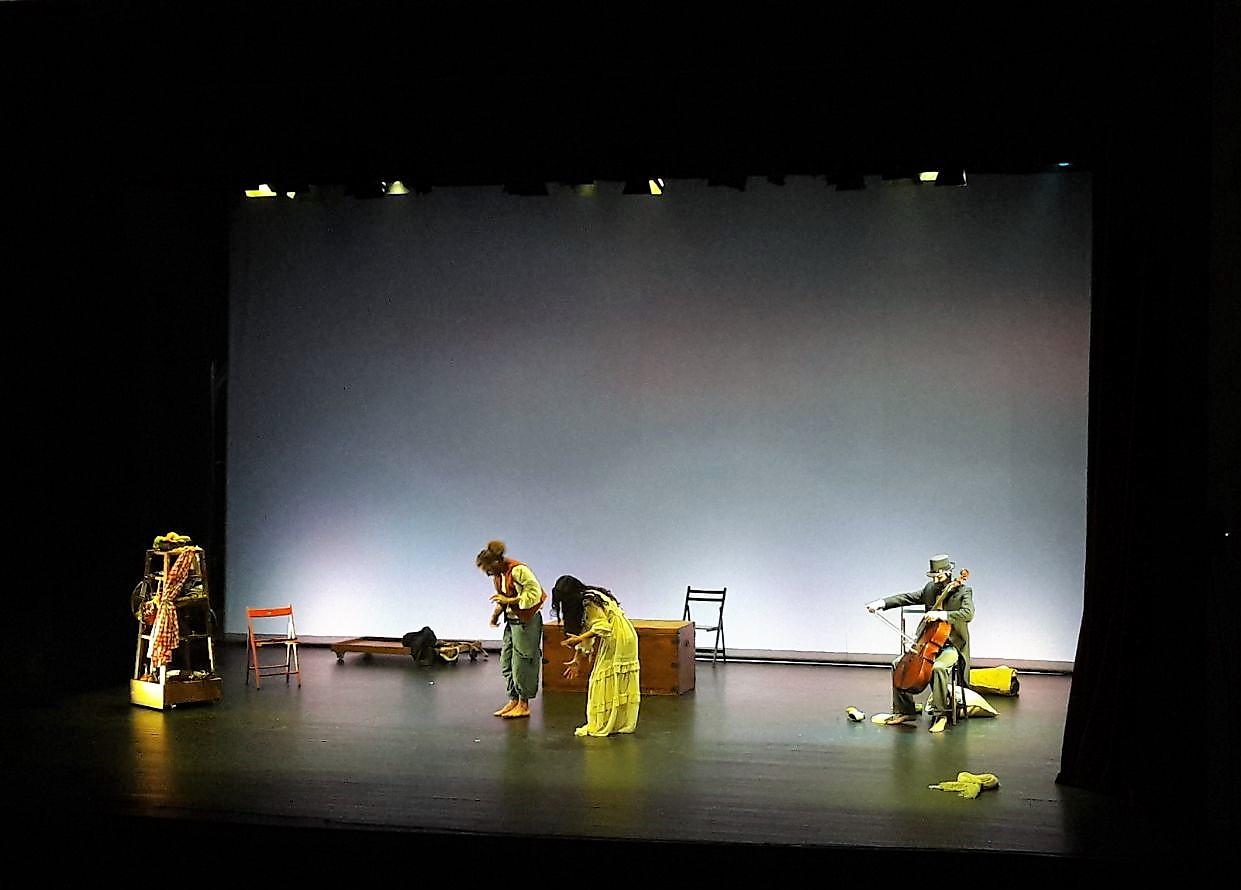 La Concejalía de Cultura recupera el auditorio como espacio creativo