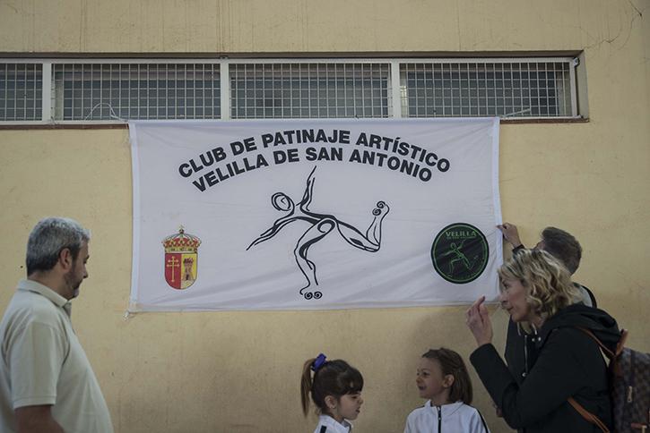 2018 Trofeo Patinaje Artístico Velilla de San Antonio