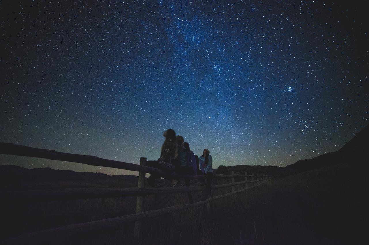 """Aula """"Estrellas, zodiaco y otras historias"""""""
