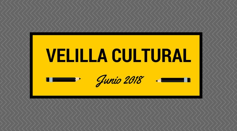Programación Velilla Cultural Junio