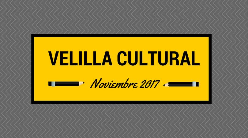 Programación Velilla Cultural noviembre 2017