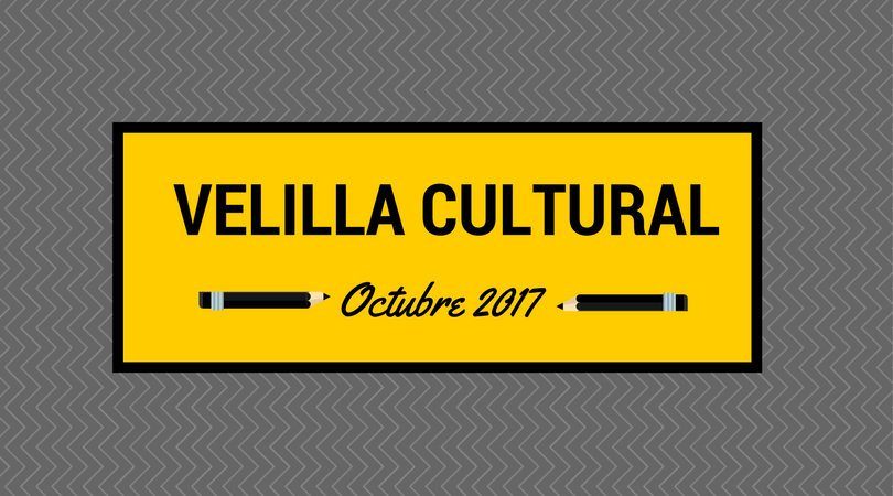 Programación Velilla Cultura Octubre 2017
