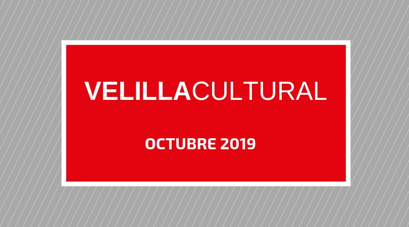 Programación Velilla Cultural octubre 2019