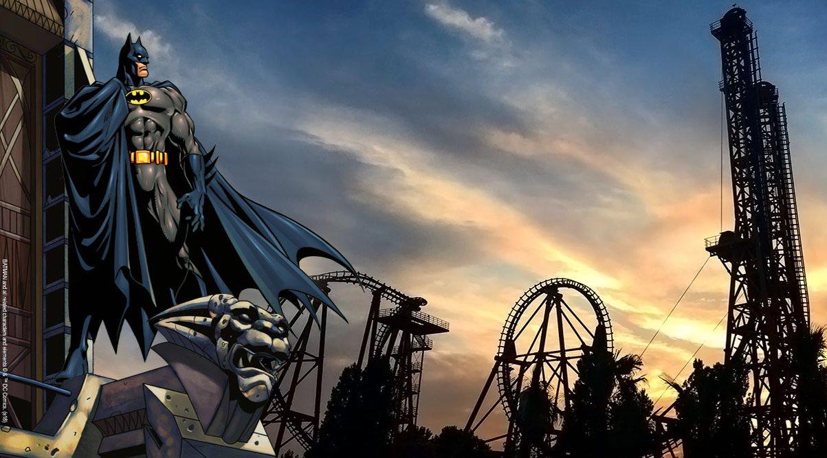 27 y 28 de julio, Días de Velilla en el Parque Warner de Madrid
