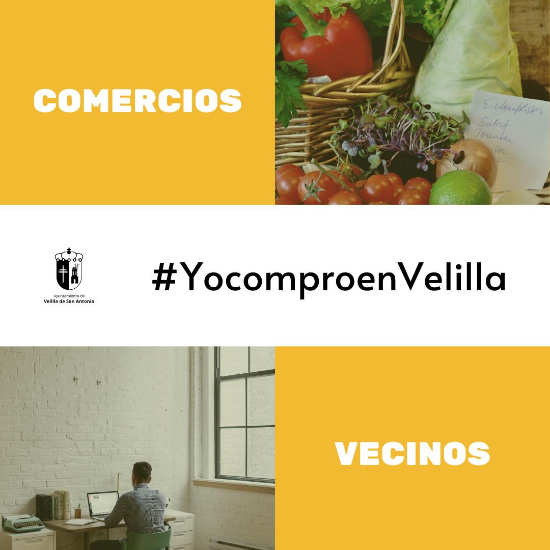 #YocomproenVelilla